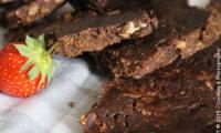 Comme une envie de gourmandise au Chocolat , praliné et Muesli croustillant
