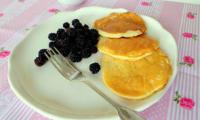 Hotcakes ou pancakes à la ricotta
