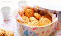 Biscuits à la purée de sésame