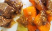 Mijoté de bœuf