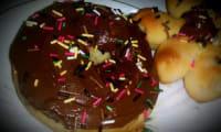 Beignets au four façon Donuts