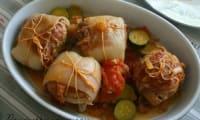 Paupiettes de veau à la tomate