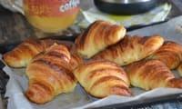 Croissants comme à la boulangerie