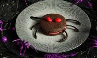 Cookies araignées chocolat pour Halloween