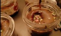 Fondants aux deux chocolats