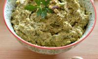 Dip feta-pistache