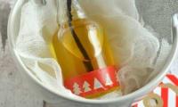 Huile d'olive à la vanille