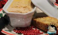 Foie gras fait maison en terrine