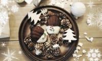 "Madeleines au chocolat et beurre noisette ""Holly"""