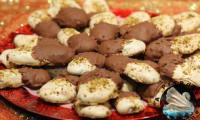 Doigts de fée à la pistache