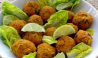 Boulettes de lentilles corail aux épices