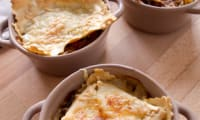 lasagnes de légumes à la ricotta