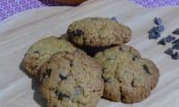 Cookies Citron Chocolat au Petit Épeautre
