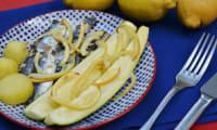 Sardines au citron en cocotte