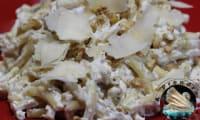Pâtes au mascarpone et aux noix