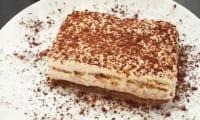 Tiramisù Vanille, Crème de Marron & Petits Bruns