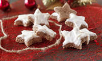 Zimtsterne, étoile à la cannelle, biscuits de Noël