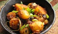 Curry parsi de pommes de terre