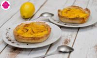Tartelettes mangue et citron
