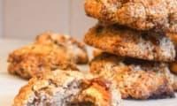 Cookies vegan choco noisettes