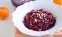 Pink-purple salad