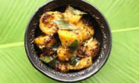 Curry de bananes plantain au poivre noir