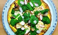 Du chou-fleur en guise de pâte à pizza