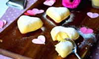 "Coeurs suédois à la vanille ""Vaniljhärta"""
