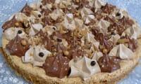 Tarte Chocolat Caramel façon Fantastik