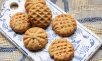 Biscuits aux noisettes et à l'armagnac