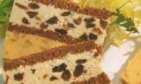 Terrine de fromage aux deux saveurs