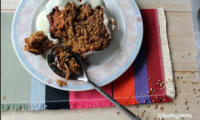 carrot cake de Jamie Oliver aux graines d'anis et noix