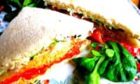 Sandwich Maritime à Etages Pour Ma Douce Sophie