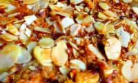 Feuilletée De Pommes Caramélisées Aux Fruits Secs Ultra Fine