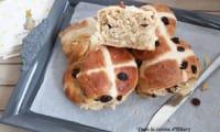 Hot cross buns - les brioches de Pâques