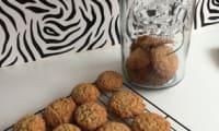 Cookies du petit déjeuner à la banane