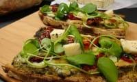 Tartine gourmande made in Alsace