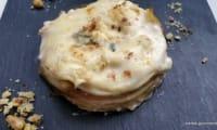 Gorgonzola, endives et lasagnes comme un air de Dolce Vita
