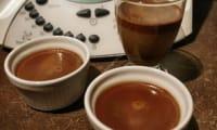 Crème dessert chocolat au thermomix facile et rapide
