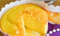 Cake au citron en version muffin géant