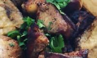 Travers de porc à la citronnelle de Baloo