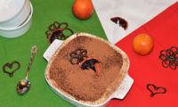 Tiramisu stracciatella et orange sanguine