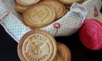 Biscuits secs miel et épices