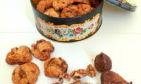 Cookies aux figues et aux noix