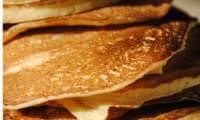 Pancakes au tofu soyeux