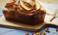 Cake chaï et pommes