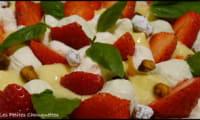 Fantastik fraise citron basilic