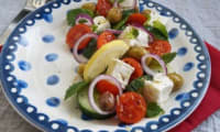 Salade grecque
