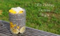 Chia Pudding Exotique