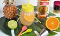 Cocktail punch planteur
